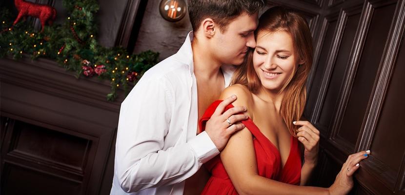 Cuplu tineri indragostiti